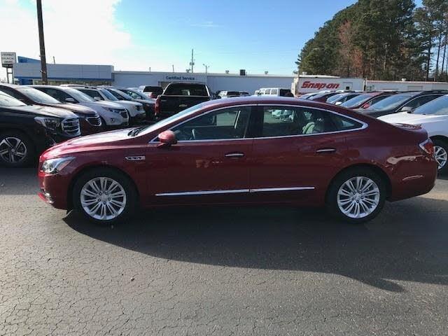 2018 Buick LaCrosse Premium FWD