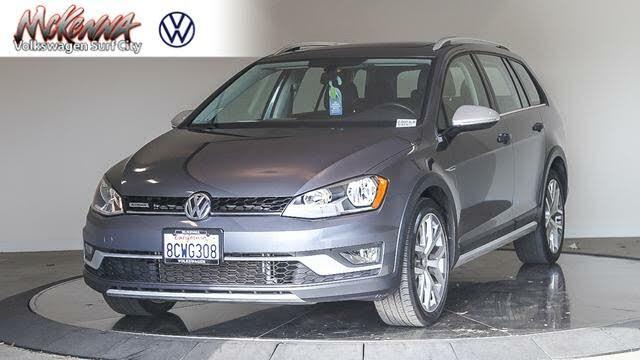 2017 Volkswagen Golf Alltrack SEL 4Motion AWD