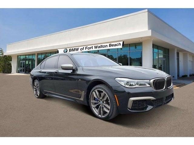 2019 BMW 7 Series M760i xDrive AWD