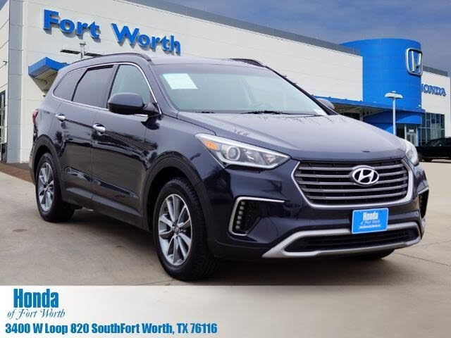 2017 Hyundai Santa Fe SE FWD