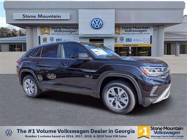 2021 Volkswagen Atlas Cross Sport 2.0T S 4Motion AWD