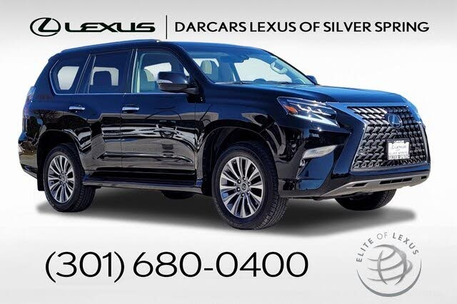 2020 Lexus GX 460 Luxury AWD