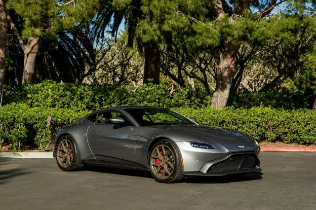 Used 2020 Aston Martin Vantage For Sale Right Now Cargurus