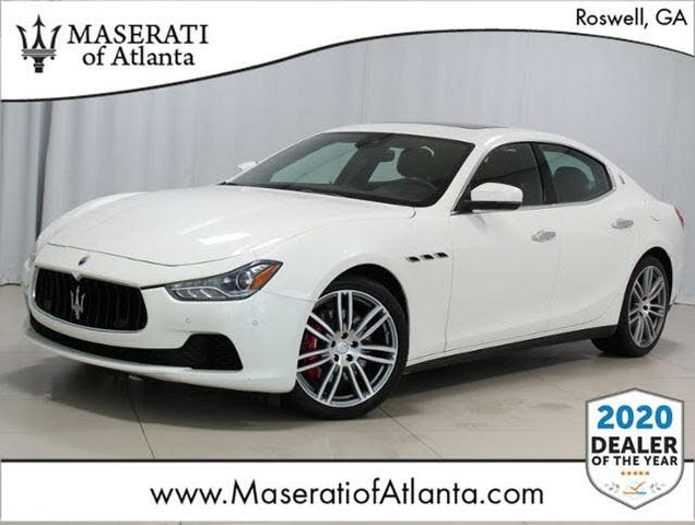 Ferrari Maserati Of Atlanta Cars For Sale Roswell Ga Cargurus