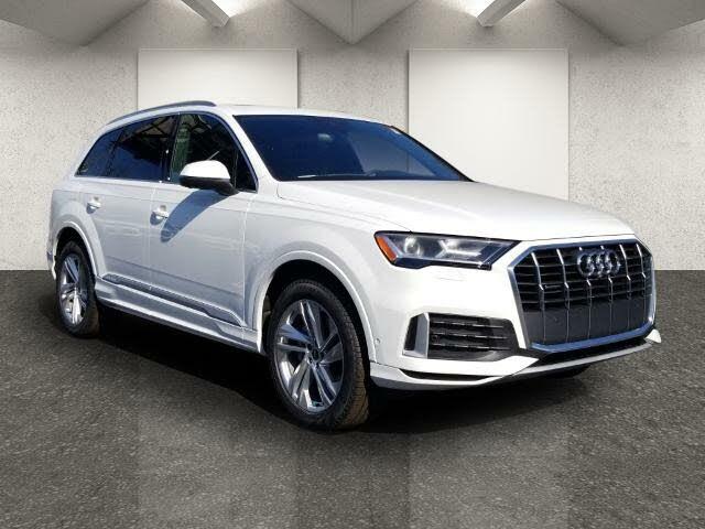2021 Audi Q7 2.0T quattro Progressiv AWD