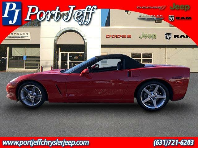 2005 Chevrolet Corvette Convertible RWD