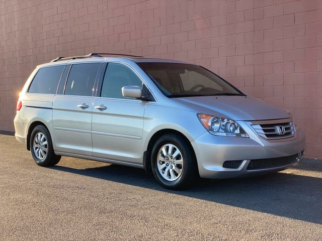 2010 Honda Odyssey EX-L FWD with DVD