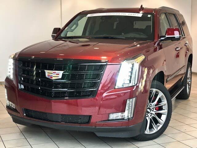 2020 Cadillac Escalade Premium Luxury 4WD