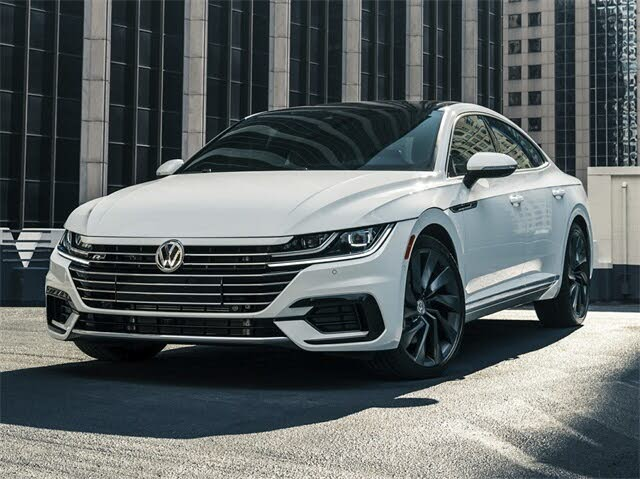 2020 Volkswagen Arteon 2.0T SEL Premium 4Motion AWD with R-Line