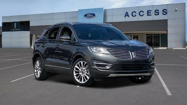 2017 Lincoln MKC Reserve FWD