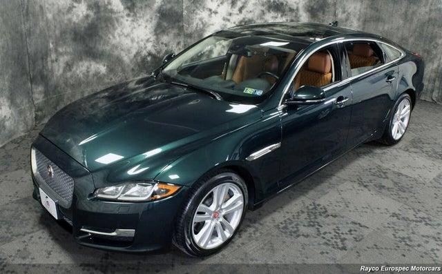2016 Jaguar XJ-Series XJL Portfolio RWD