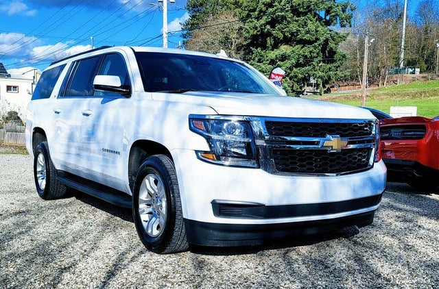 Used Chevrolet Suburban Ltz For Sale Right Now Cargurus