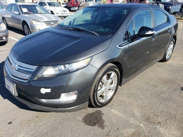 2014 Chevrolet Volt FWD