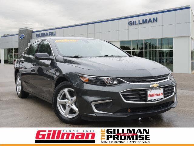 2018 Chevrolet Malibu LS FWD