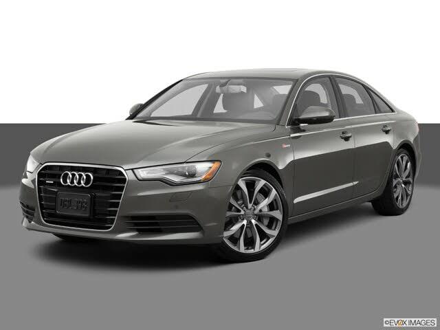 2013 Audi A6 2.0T quattro Premium Plus Sedan AWD