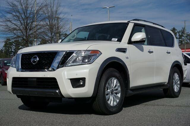 2020 Nissan Armada SV RWD