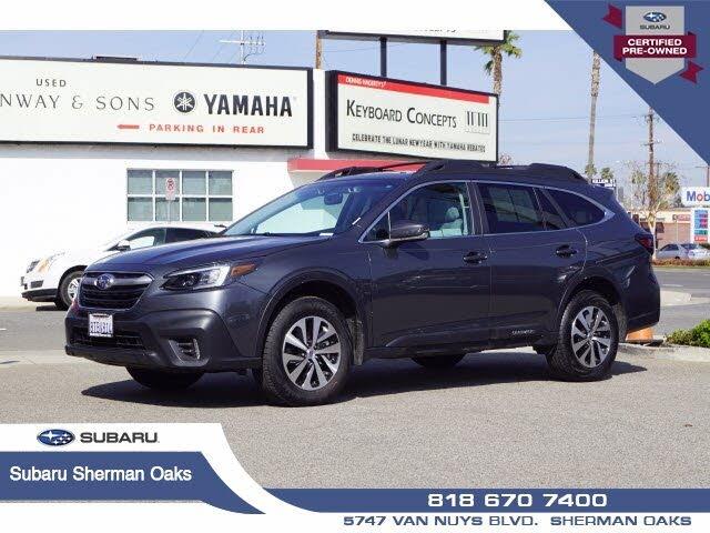 2020 Subaru Outback Premium AWD