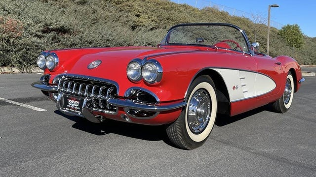 1959 Chevrolet Corvette Convertible Roadster