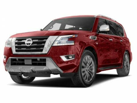 2021 Nissan Armada Platinum RWD