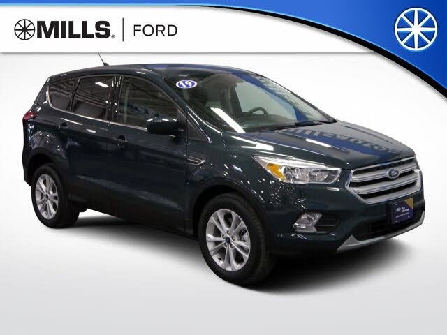 2019 Ford Escape SE AWD