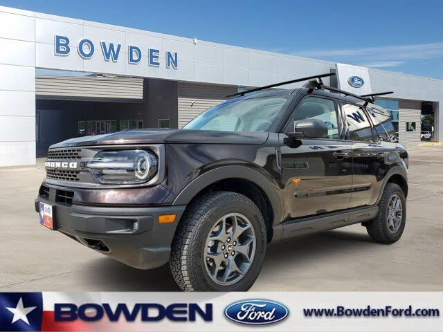 2021 Ford Bronco Sport Badlands 4WD