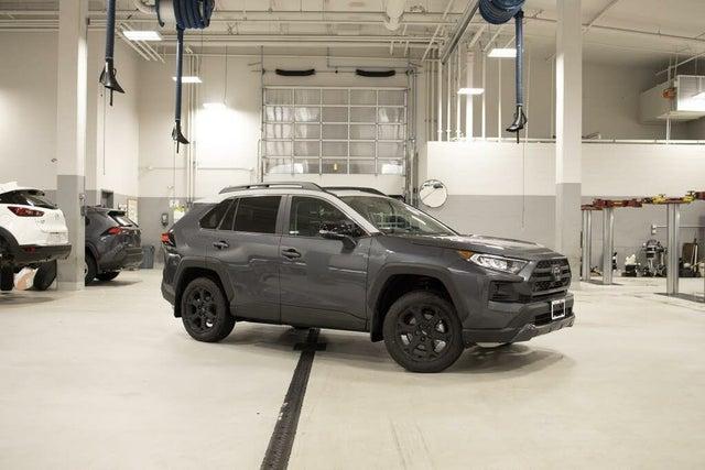 2021 Toyota RAV4 TRD Off-Road AWD