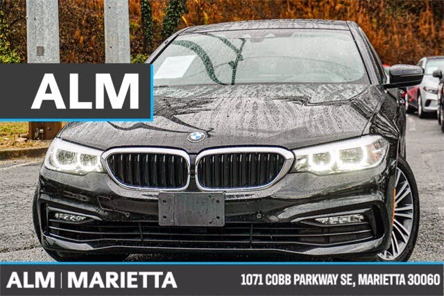 2018 BMW 5 Series 540i xDrive Sedan AWD
