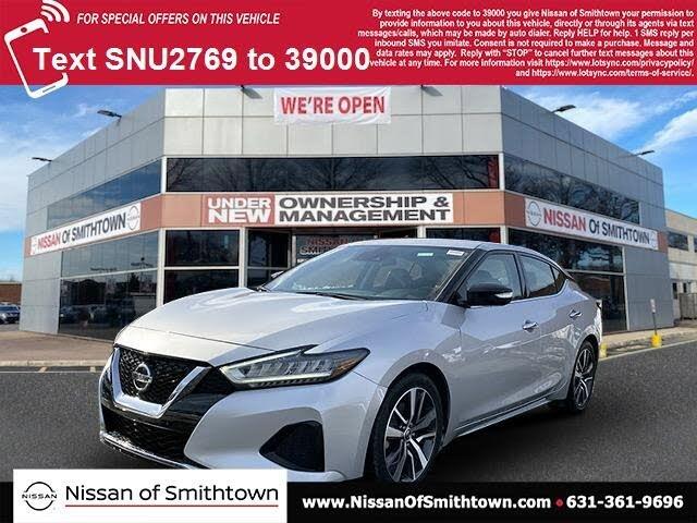 2020 Nissan Maxima SV FWD