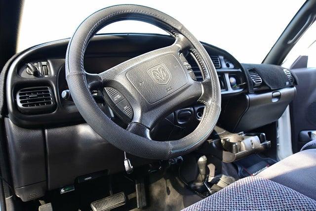2002 Dodge RAM 2500 SLT Quad Cab LB 4WD