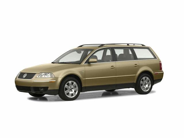 2002 Volkswagen Passat GLX Wagon