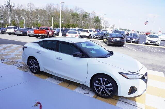 2020 Nissan Maxima S FWD