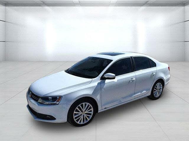 2014 Volkswagen Jetta TDI with Premium and Nav