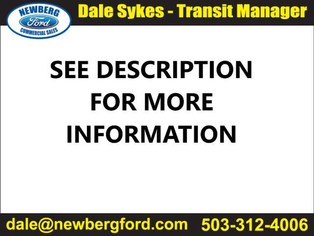 2021 Ford Transit Cargo 250 Low Roof AWD
