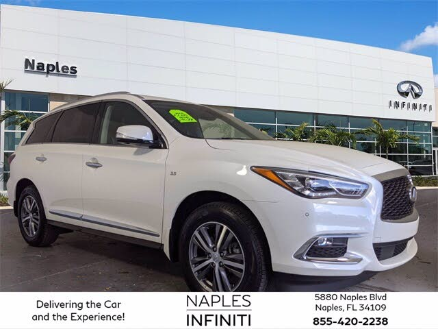 2020 INFINITI QX60 Luxe FWD