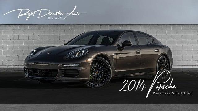 2014 Porsche Panamera E-Hybrid S RWD