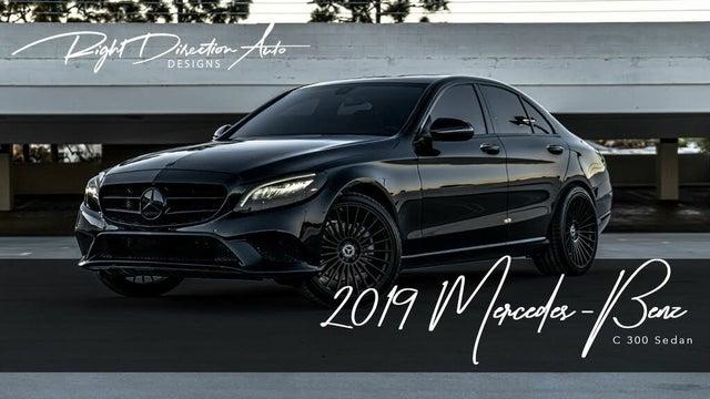 2019 Mercedes-Benz C-Class C 300 RWD