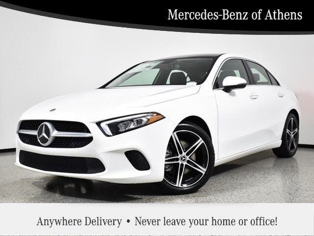 2021 Mercedes-Benz A-Class A 220 Sedan FWD