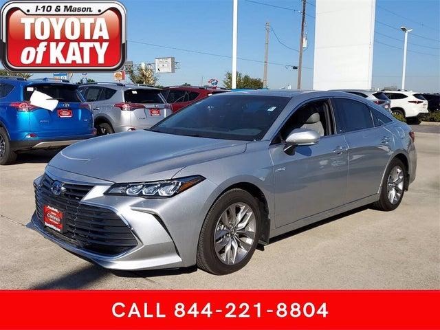 2020 Toyota Avalon Hybrid XLE FWD
