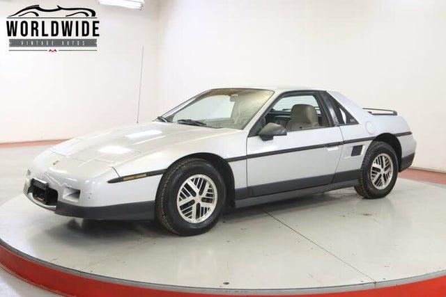 1987 Pontiac Fiero SE