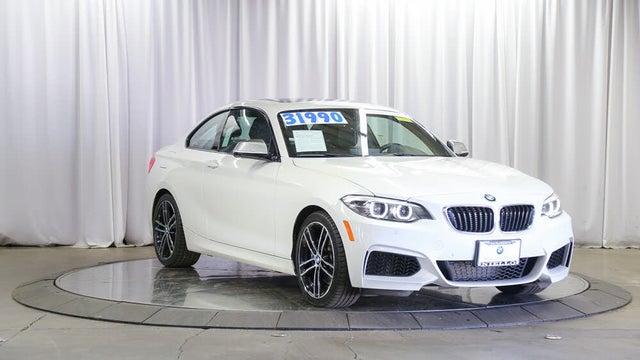 2018 BMW 2 Series M240i xDrive Coupe AWD