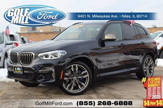 2020 BMW X3 M40i AWD