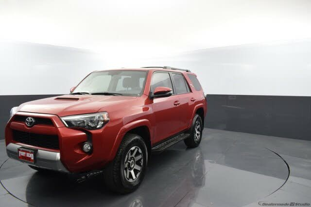 2019 Toyota 4Runner TRD Off-Road Premium 4WD