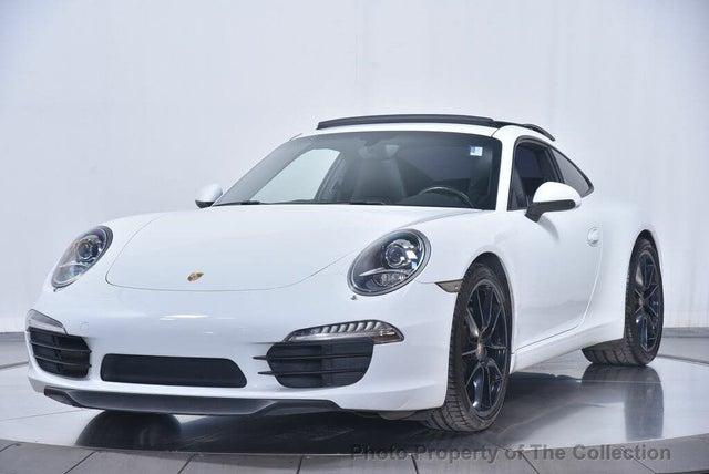 2014 Porsche 911 Carrera Coupe RWD