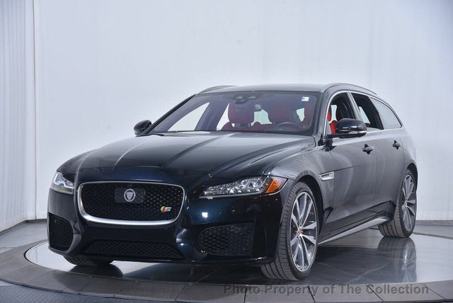 2018 Jaguar XF Sportbrake First Edition AWD