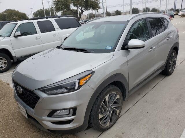 2020 Hyundai Tucson Sport FWD