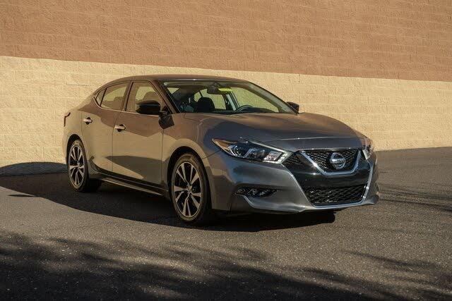 2018 Nissan Maxima S FWD