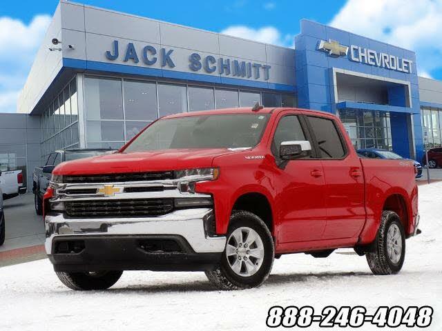 2020 Chevrolet Silverado 1500 LT Crew Cab 4WD