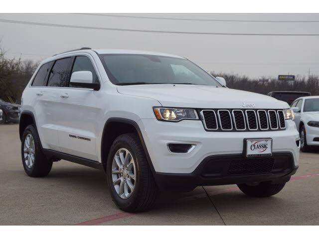 2021 Jeep Grand Cherokee Laredo 4WD