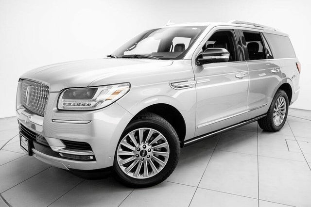 2020 Lincoln Navigator 4WD