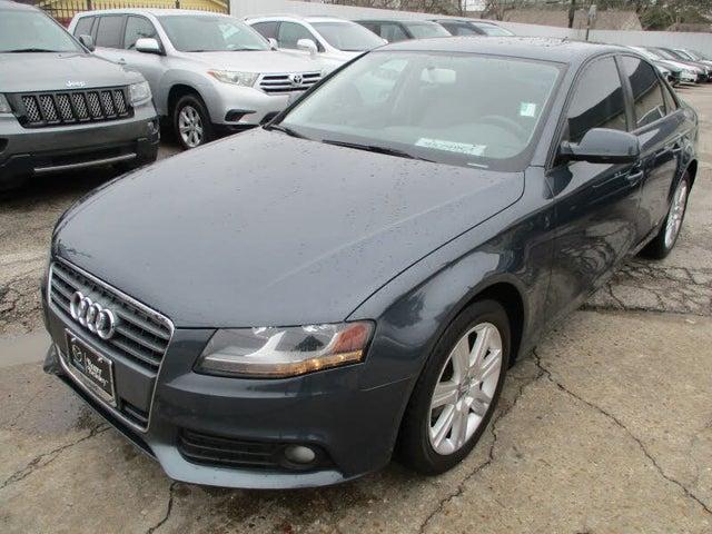 2010 Audi A4 2.0T Premium FWD